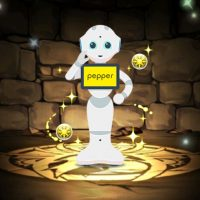 【パズドラ】ショップへ突撃!光Pepperとステッカーを入手