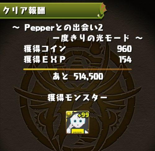 光Pepperダンジョンの内容04