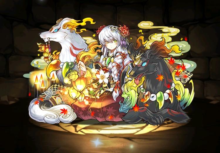 碧地司の龍巫女・モミジ