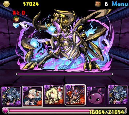 闇の護神龍【7×6マス】攻略06