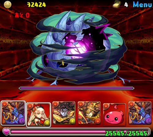 火の護神龍【7×6マス】攻略05