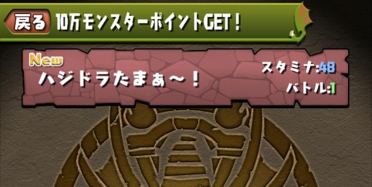 ハジドラたまぁ〜!