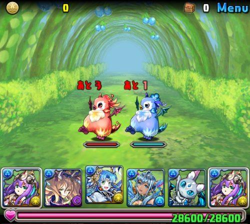水の猫龍【木なし】攻略01