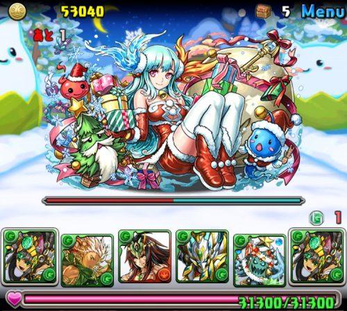 クリスマスダンジョン攻略05