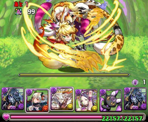闇の猫龍【光なし】攻略04