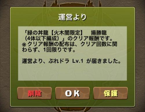緑の丼龍【火木闇限定】攻略09
