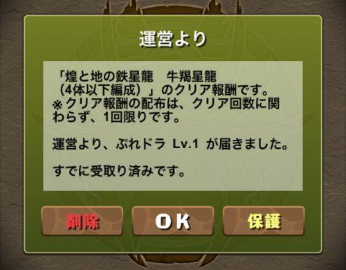 煌と地の鉄星龍【光属性強化】攻略10