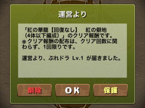 紅の華龍【回復なし】攻略09