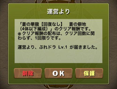 蒼の華龍【回復なし】攻略09