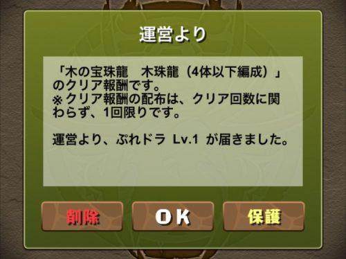 木の宝珠龍攻略09